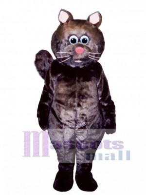 Cute Big Kitty Cat Mascot Costume Animal