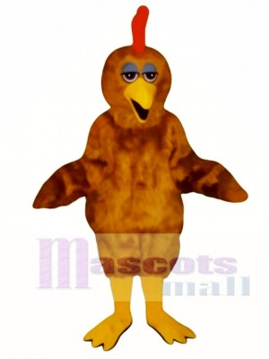 Cute Chester Chick Mascot Costume Poultry
