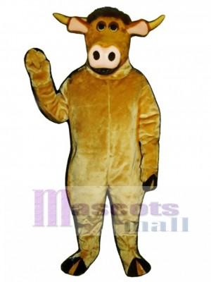 Longhorn Mascot Costume Animal