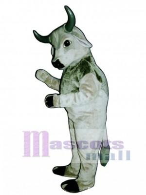 Brahma Bull Mascot Costume Animal