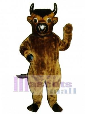 Baby Bull Mascot Costume Animal