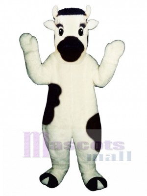 Calvin Calf Mascot Costume Animal