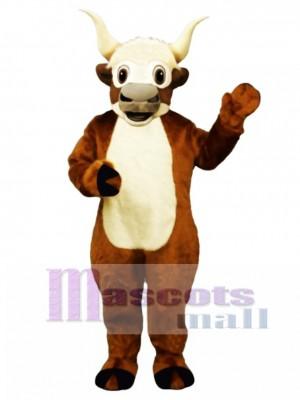 Yak Mascot Costume Animal