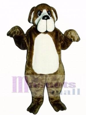 Cute Nanny Dog Mascot Costume Animal