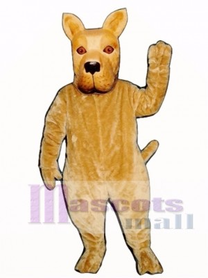 Cute Great Dane Dog Mascot Costume Animal