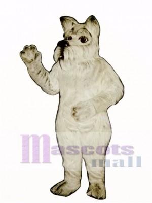 Cute Scottie Dog Mascot Costume Animal