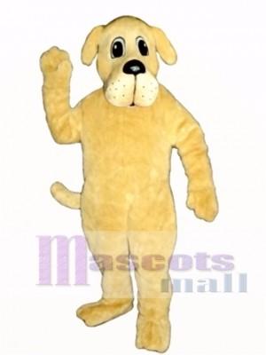Cute Rah Rah Dog Mascot Costume Animal