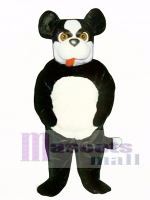 Cute Bobby Boxer Dog Mascot Costume Animal