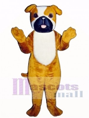 Cute Purvis Pooch Dog Mascot Costume Animal