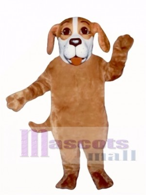 Cute Willard Woof Dog Mascot Costume Animal