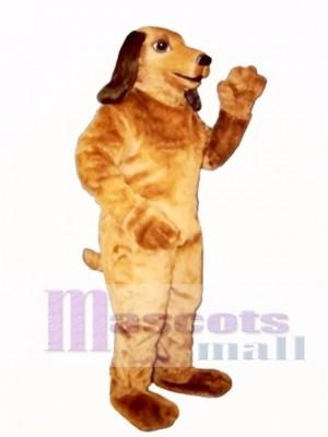 Cute Sammy Spaniel Dog Mascot Costume Animal