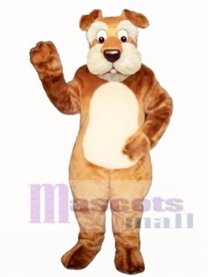 Cute Terri Terrier Dog Mascot Costume Animal