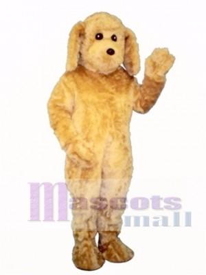 Cute Spaniel Puppy Dog Mascot Costume Animal