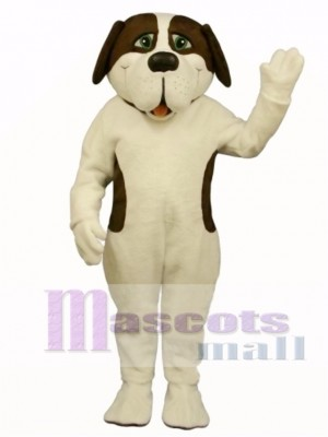Cute Waggley Dog Mascot Costume Animal