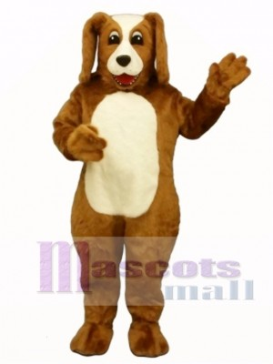 Cute Nice Doggy Dog Mascot Costume Animal