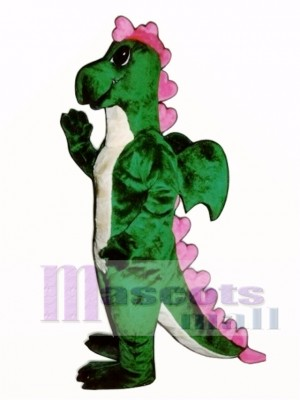 Magical Dragon Mascot Costume Animal
