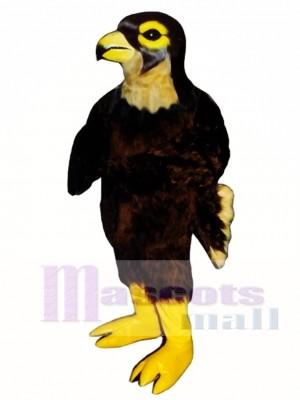 Cute Hawk Falcon Mascot Costume Animal