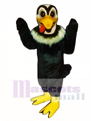 Cute Buzzy Buzzard Eagle Mascot Costume Animal