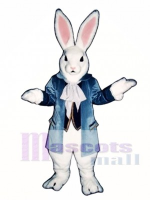 Easter Lord Cottontail Bunny Rabbit Mascot Costume Animal