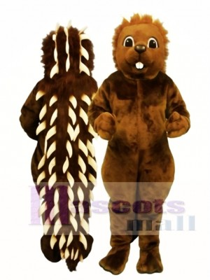 Cute Porcupine Mascot Costume Animal
