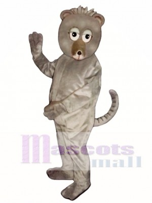 Pete O. Possum Mascot Costume Animal