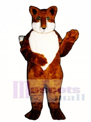 Cute Foxie Fox Mascot Costume Animal