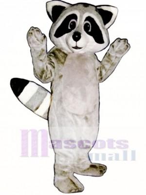 Robbie Raccoon Mascot Costume Animal