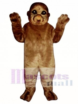 Murray Mole Mascot Costume Animal