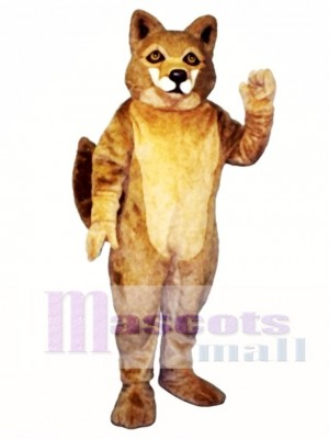 Cute Winston Wolf Mascot Costume Animal