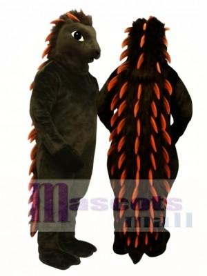 Porcupine Mascot Costume Animal