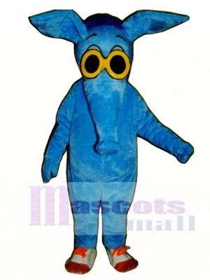 Aardvark with Attitude Mascot Costume Animal