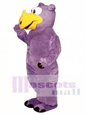 Rhino Mascot Costume Animal