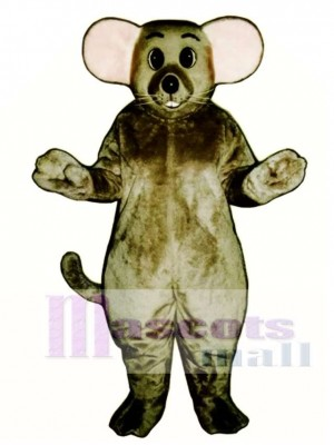 Christopher Mouse Mascot Costume Animal