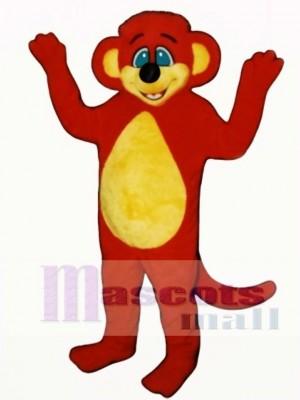 Goofy Mouse Mascot Costume Animal