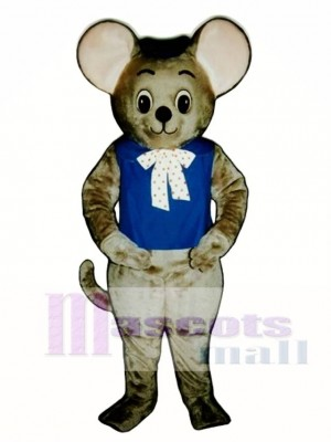 Maxi Mouse with Vest & Hat Mascot Costume Animal