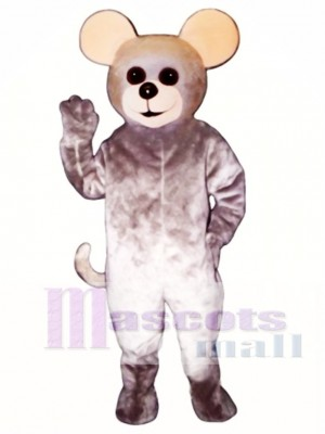 Cute Mouse Mascot Costume Animal