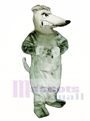 Ismella Rat Mascot Costume Animal