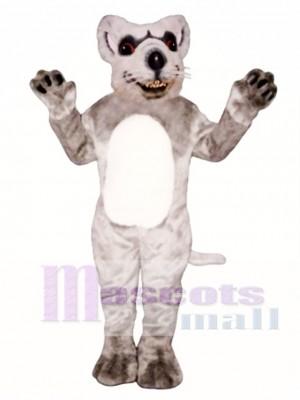 Red Eyed Rat Mascot Costume Animal