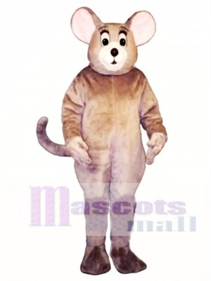 Noel Mouse Mascot Costume Animal
