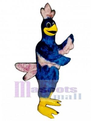 Cute Comic Ostrich Mascot Costume