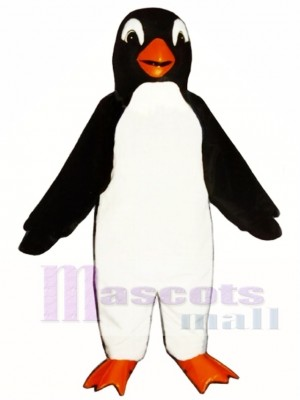 Cute Baby Penguin Mascot Costume
