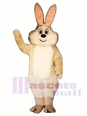 New Easter Bunny Rabbit Hopkins Mascot Costume Animal