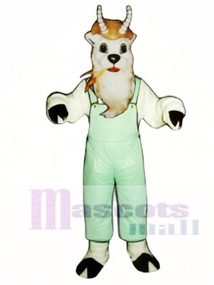 Hillbilly Goat Mascot Costume Animal