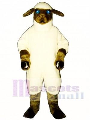Ewela Goat Sheep Mascot Costume Animal