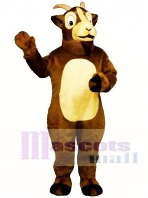Billy Goat Mascot Costume Animal