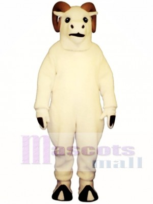 Gruff Goat Mascot Costume Animal