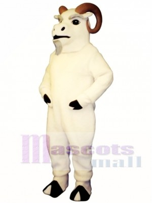 Grampa Goat Mascot Costume Animal