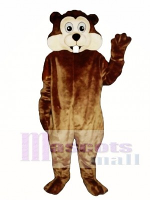 Gopher Mascot Costume Animal