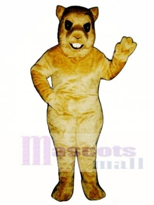 Gopher It Mascot Costume Animal