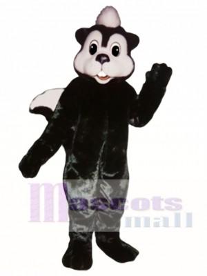 Cheri Skunk Mascot Costume